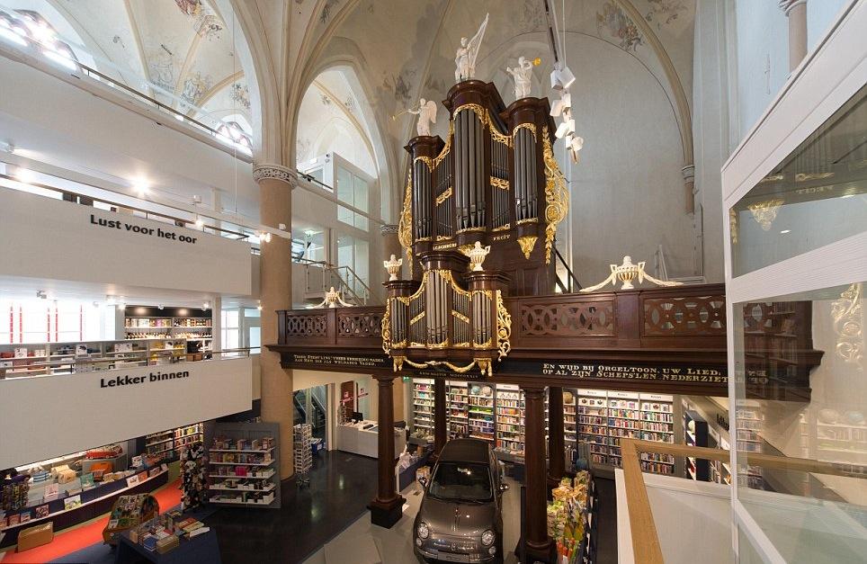 Modern Church Conversion | Interior Design Ideas.