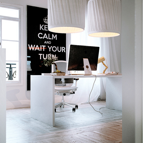 Beautiful Home Office Ideas: Beautiful Home Offices & Workspaces