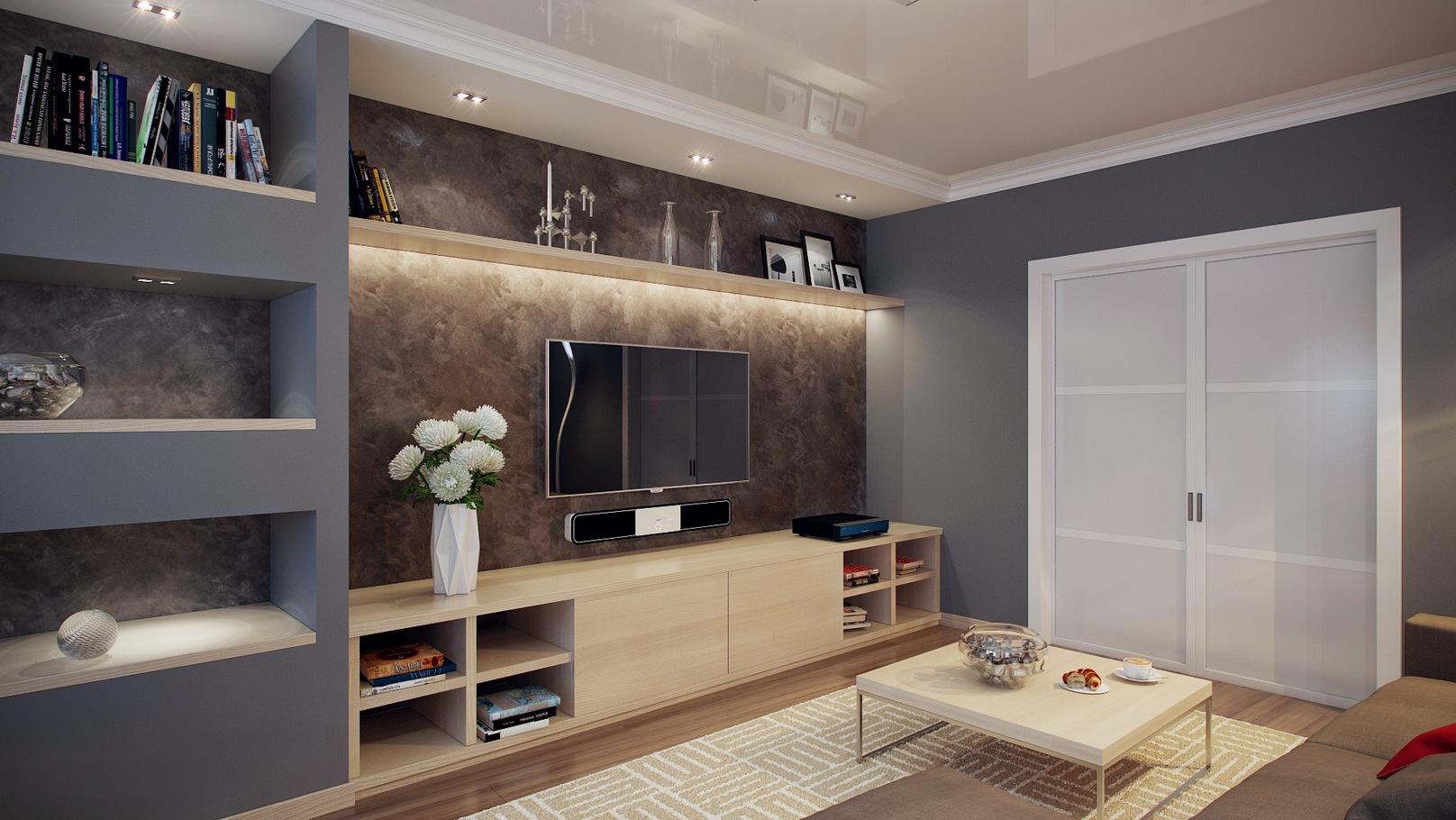 Fresh Built In Shelving Interior Design Ideas Yv57