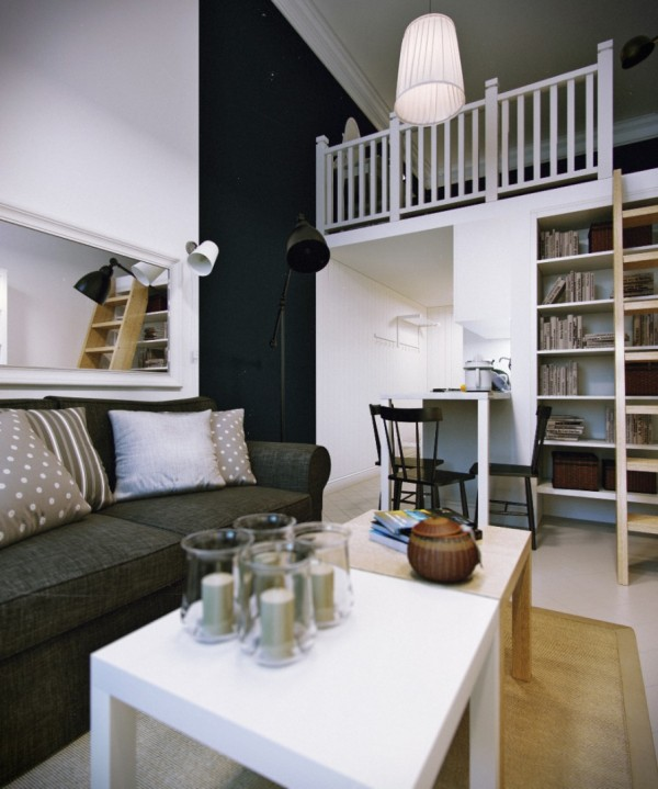 Study Home Decorating Ideas: Calming Modern Interiors