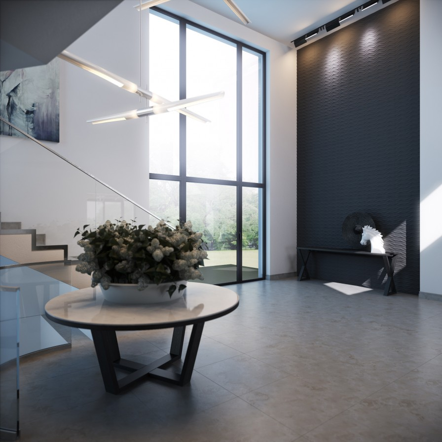 Calming Modern Interiors                                            Get the best in architecture and design
