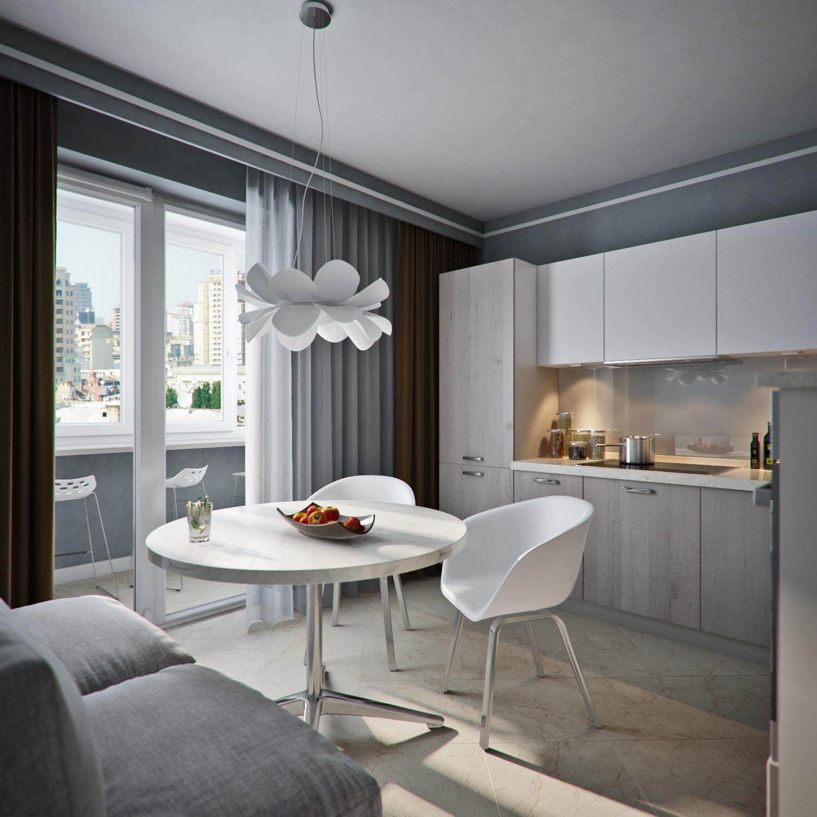 Big Apartments: A Small Apartment With Big Dreams