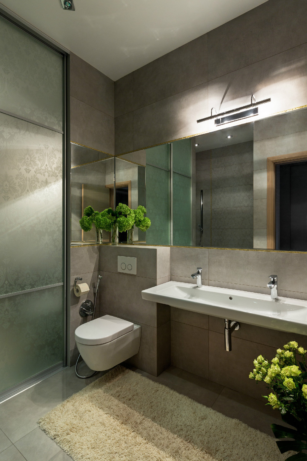Bathroom Decor Ideas For Apartment