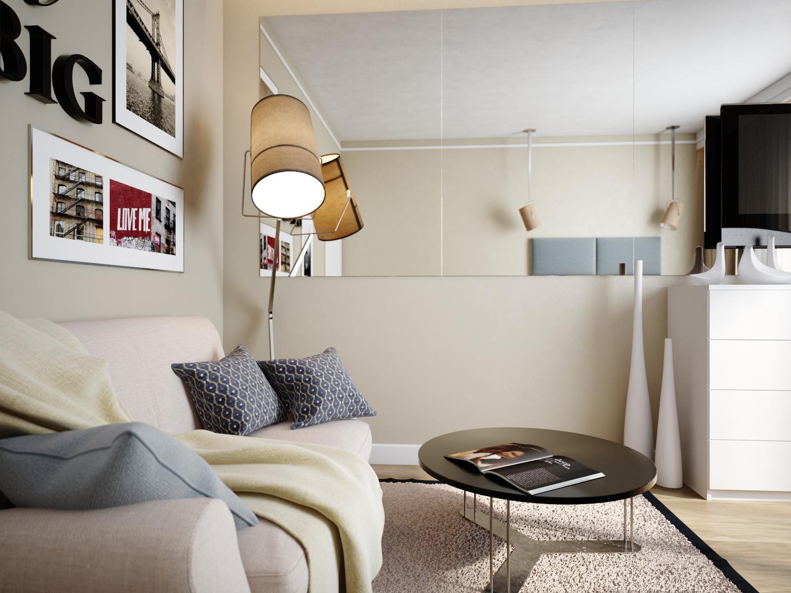 a small apartment with big dreams. Black Bedroom Furniture Sets. Home Design Ideas