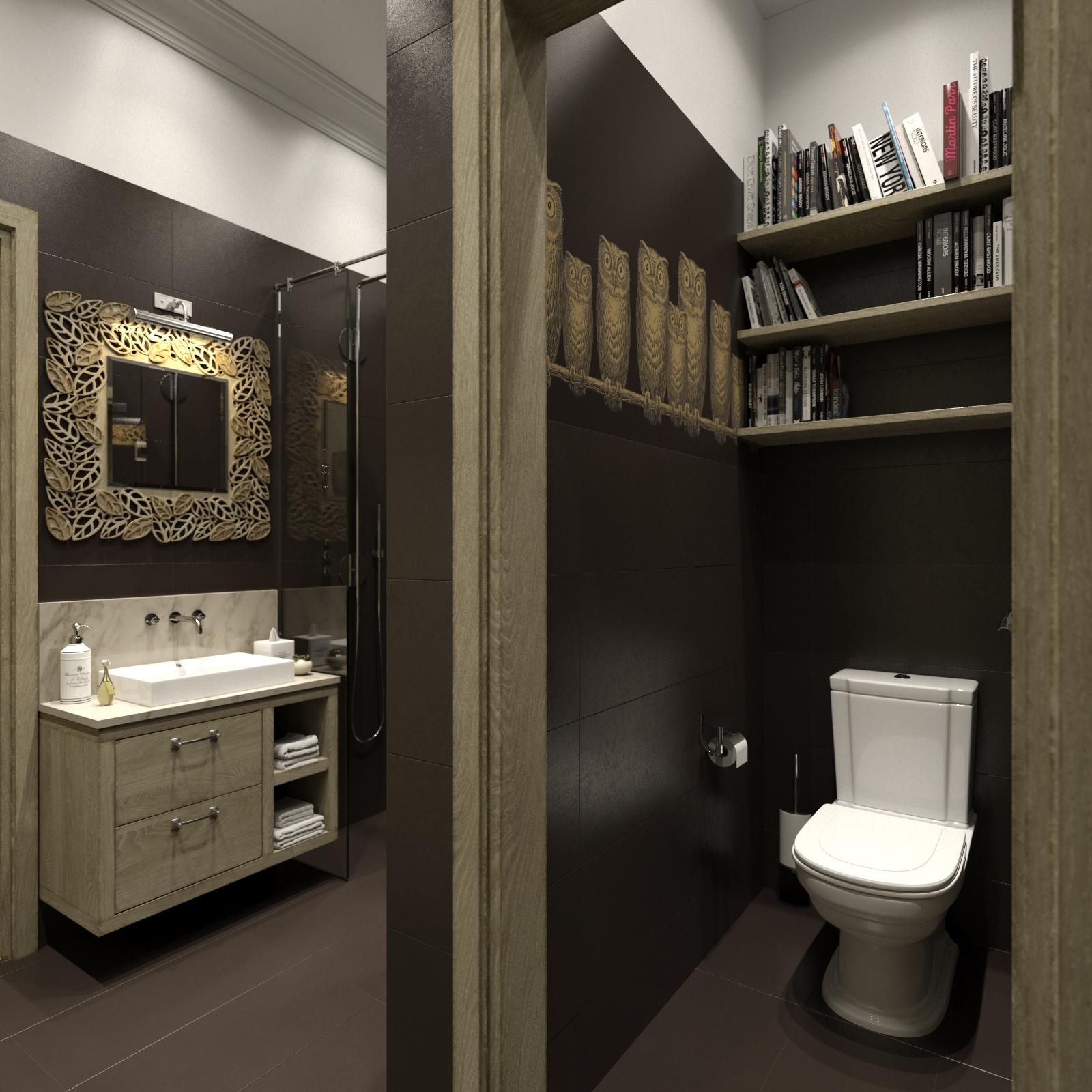 Owl Decals Interior Design Ideas