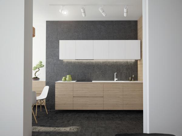Beech Kitchen Interior Design Ideas