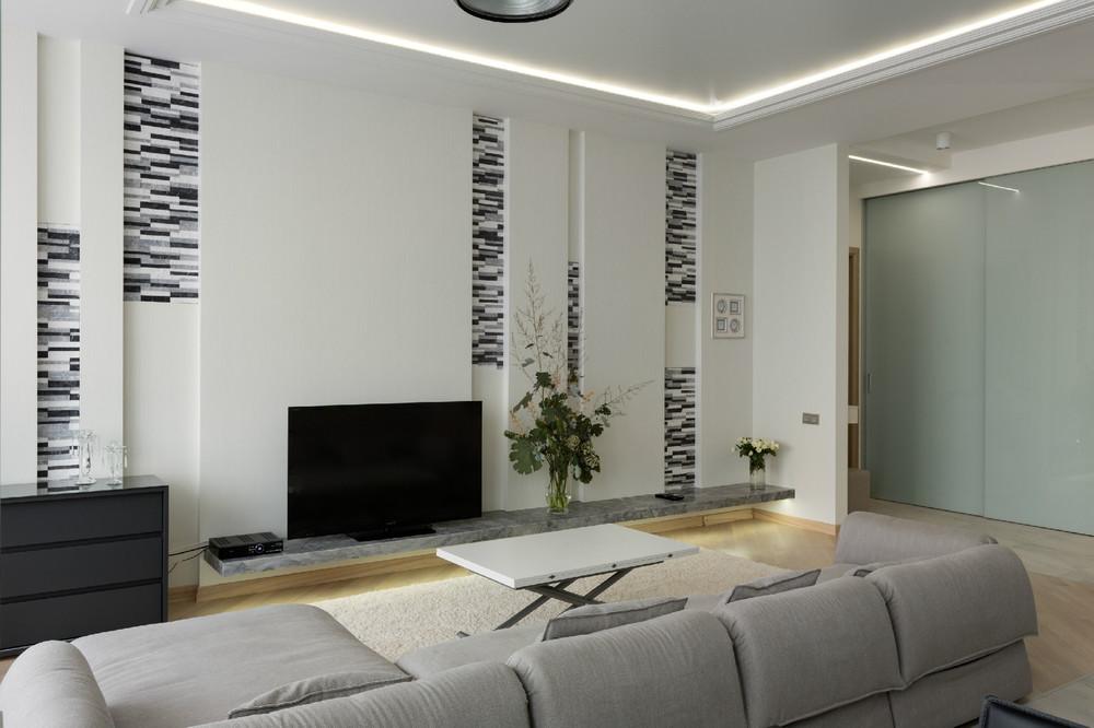 Apartment Countertop Decor