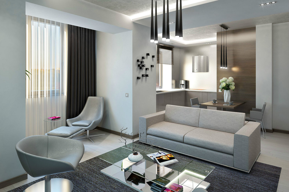 apartment ideas for women.  Apartment Design For Young Man Woman
