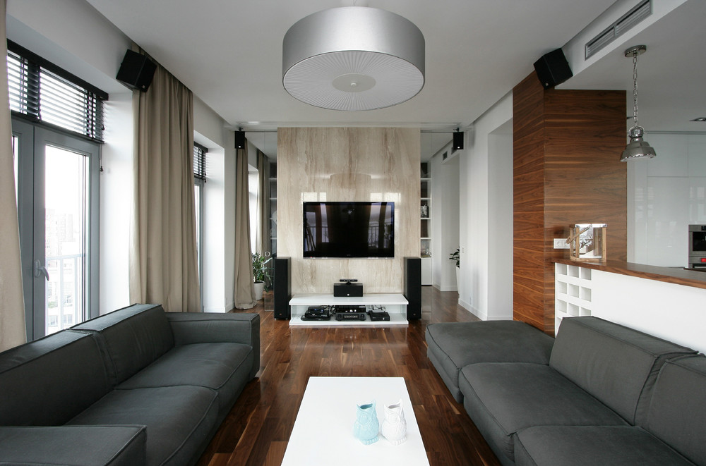 Spacious City Dwelling
