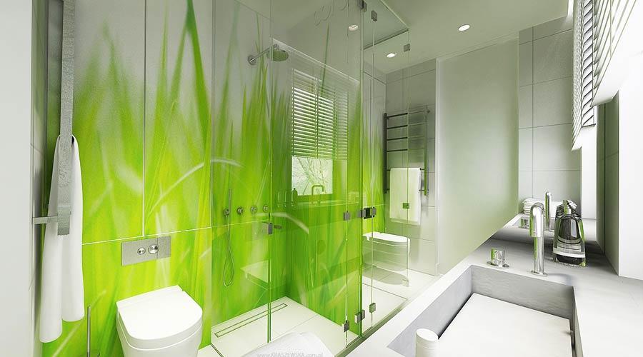 Bathroom Wall Mural Interior Design Ideas