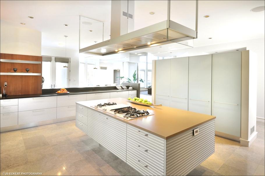 Large Kitchen Design Interior