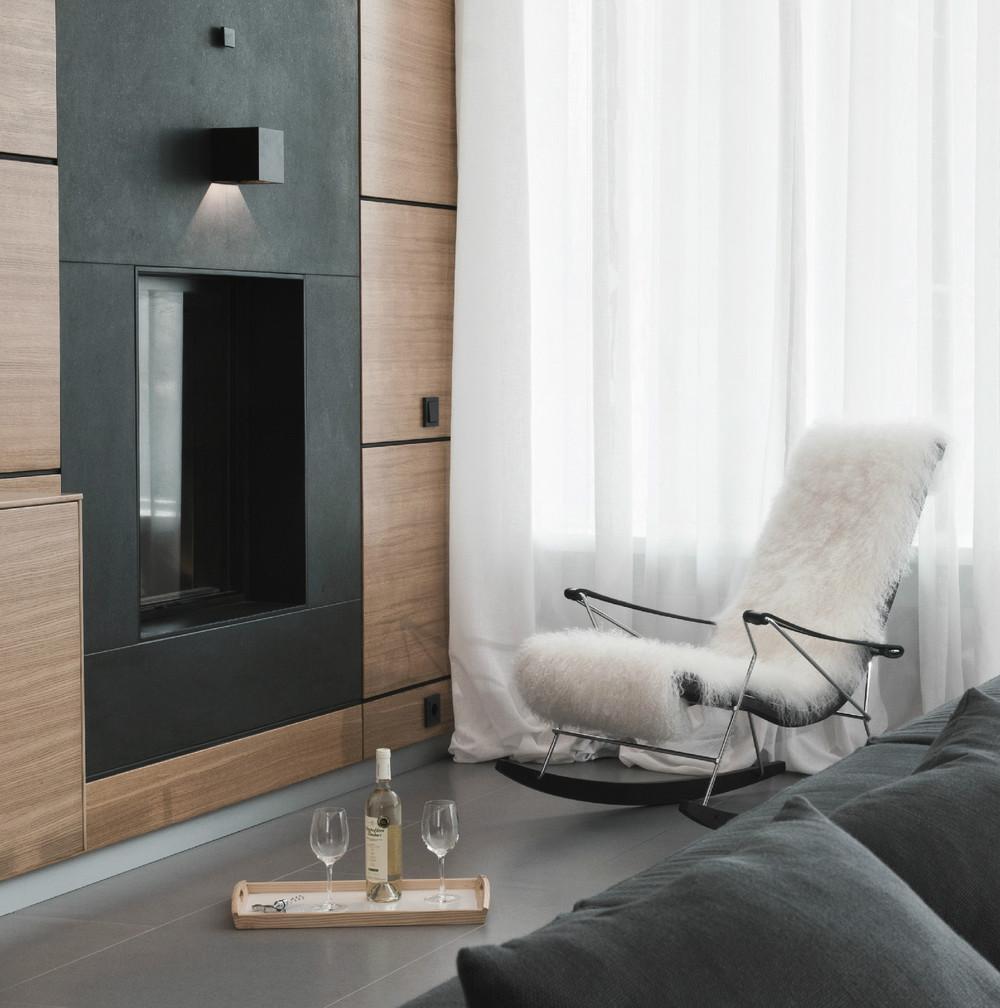 Modern Rocking Chair Interior Design Ideas
