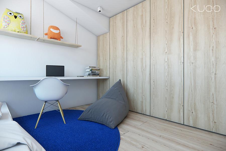 Home Study Area Interior Design Ideas