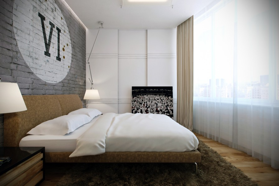 Brilliant bedroom designs - Mens bedroom wall art ...