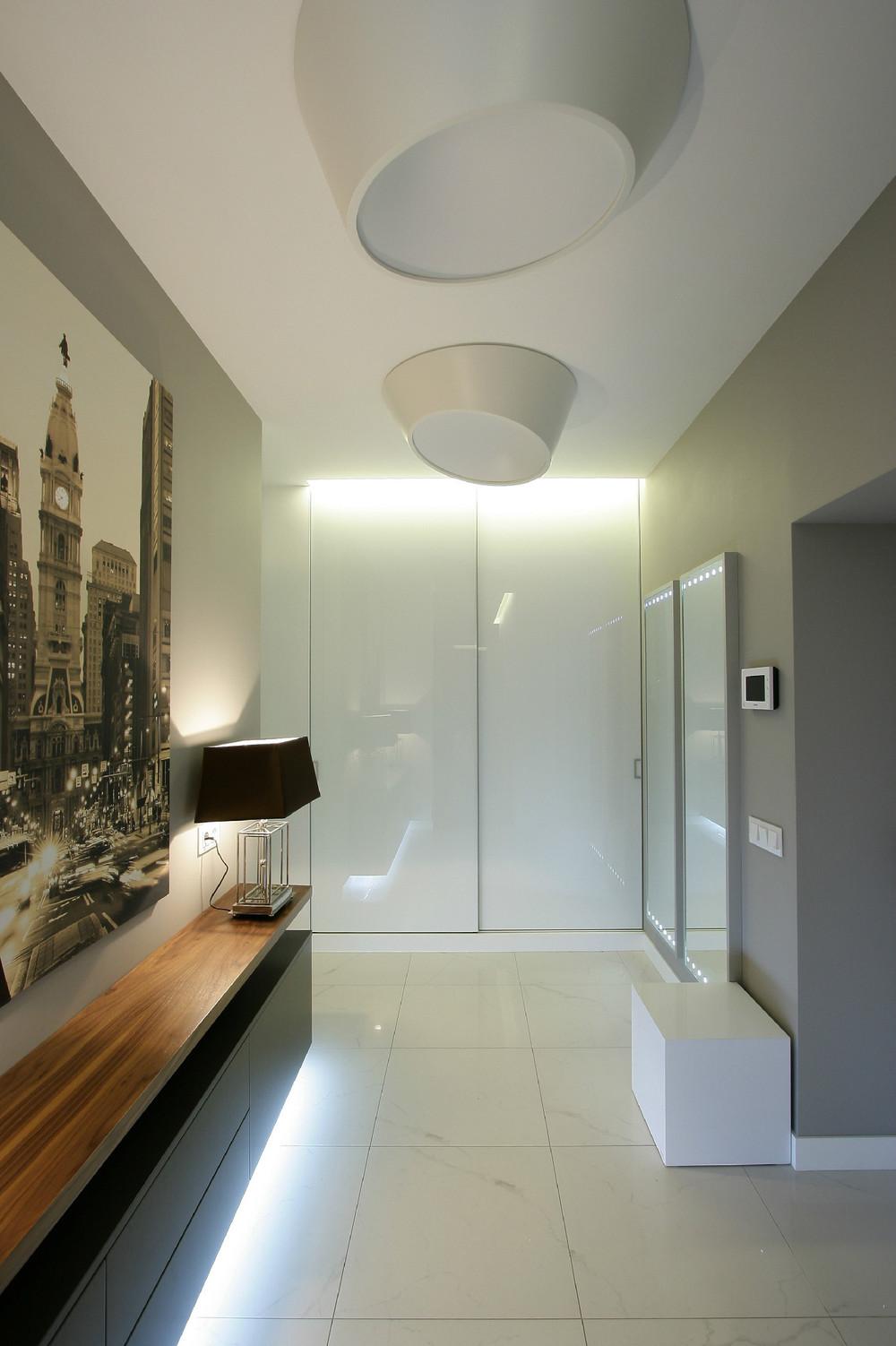Open Plan Apartment Loft Spaces