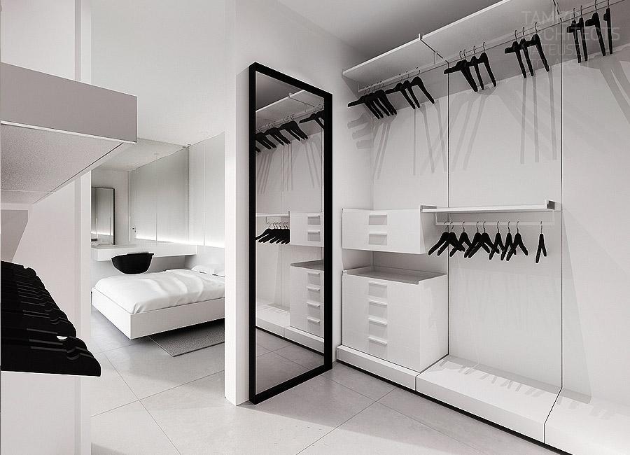 Walk In Closet Interior Design Ideas