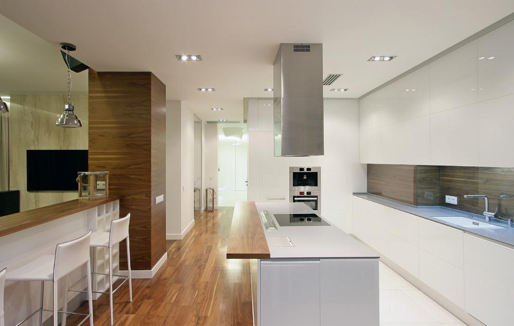 Dali Lighting Hotel Kitchen