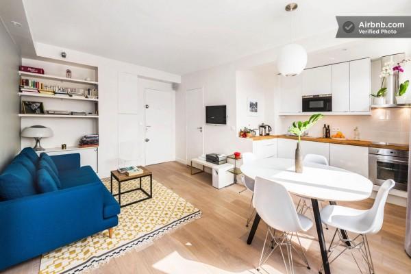 Beautiful parisian apartments for Interni parigini