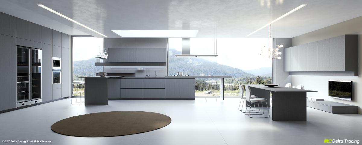 25 huge kitchens