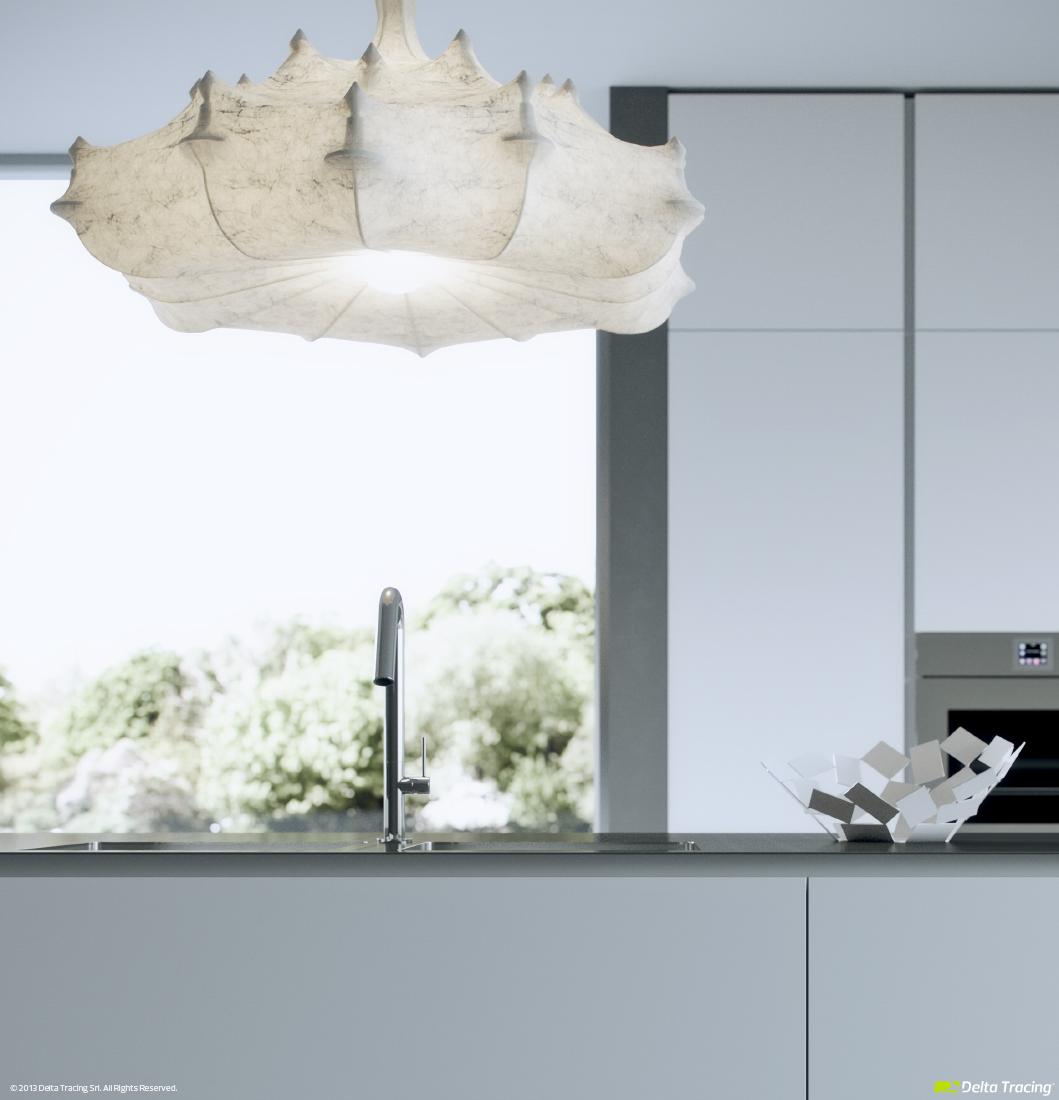Unusual Kitchen Lighting: 6-unique Kitchen-pendant