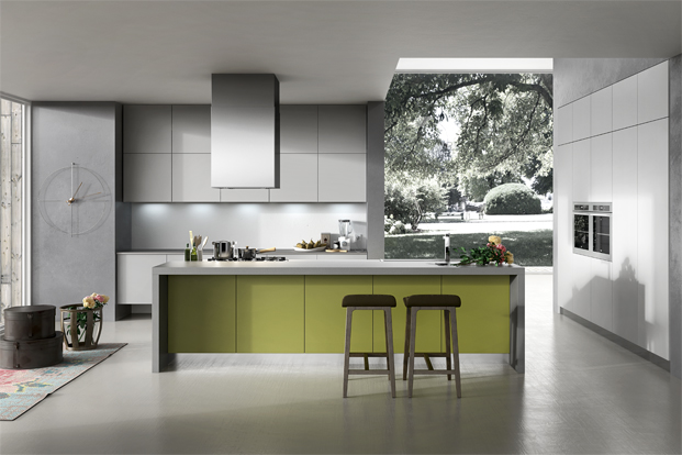 1 this calm kitchen design