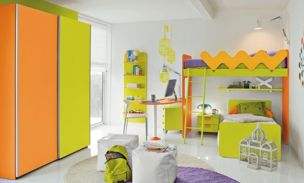 Modern Kid\'s Bedroom Design Ideas
