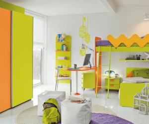5 creative kids bedrooms with fun themes Bedroom Kid Designs