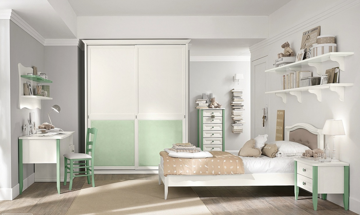 Modern Kid's Bedroom Design Ideas