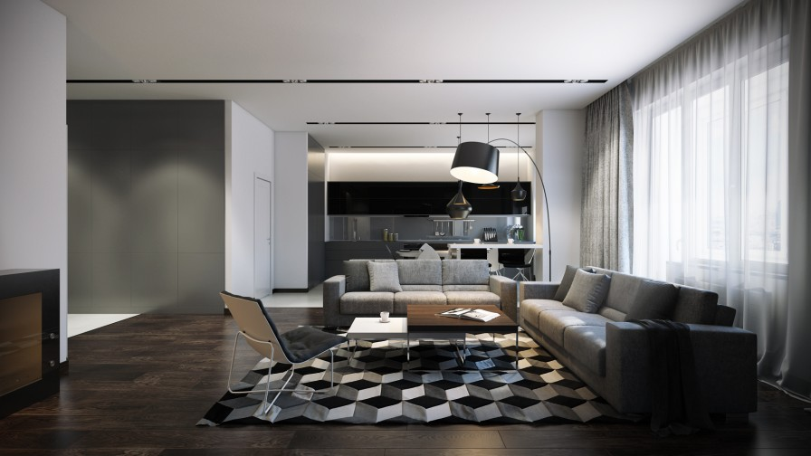 Modern Lounge Design Interior Design Ideas