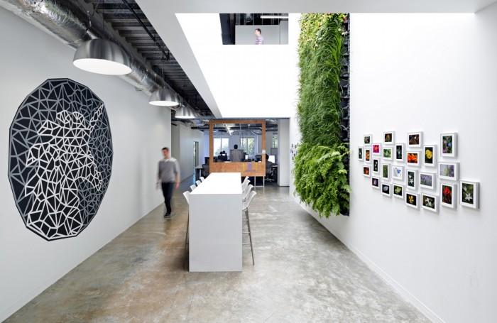 Idea Sharing Office Space Interior Design Ideas