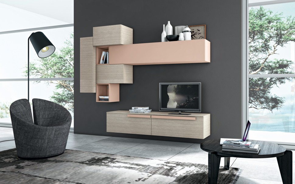 Modern Living Room Wall Units With Storage Inspiration on Wall Units For Living Room Contemporary id=71103
