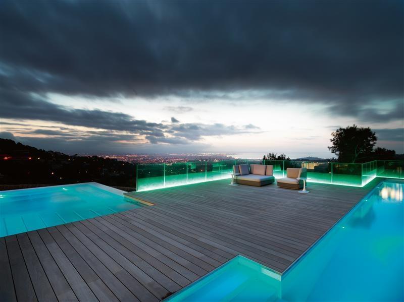 Roof Top Pool Interior Design Ideas
