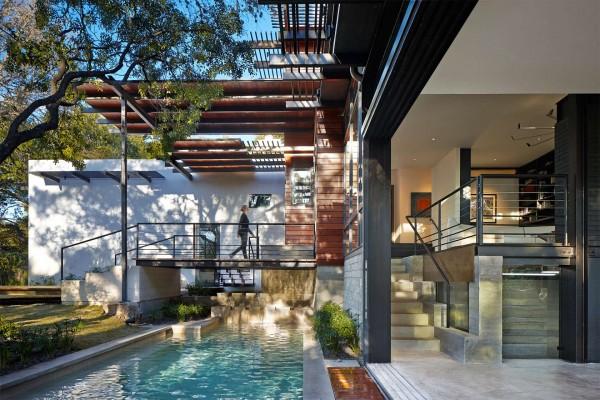 Environmentally responsible home san antonio gawe omah design