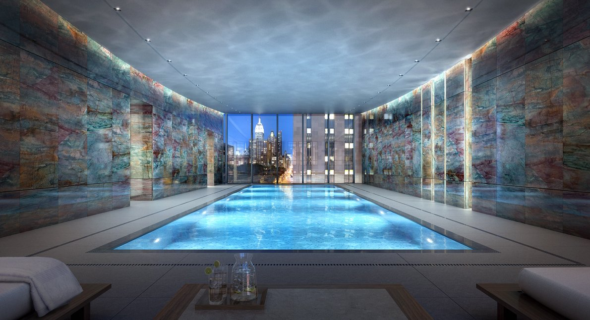 Rupert murdochs new home in new york a 57m 4 floor penthouse