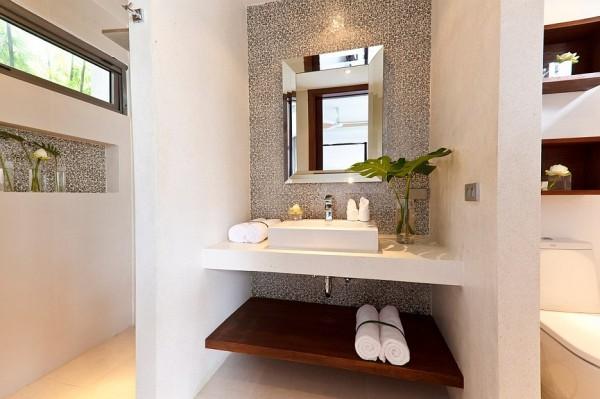 Make Your Own Bathroom Vanity Unit