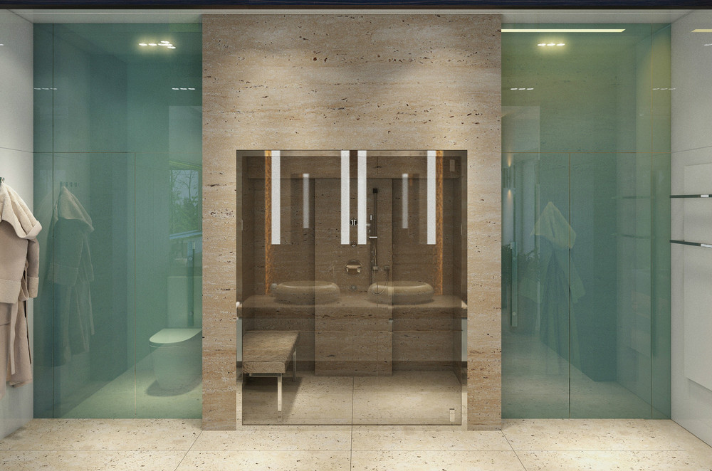 An in depth look at 8 luxury bathrooms - Bathroom designs for home ...
