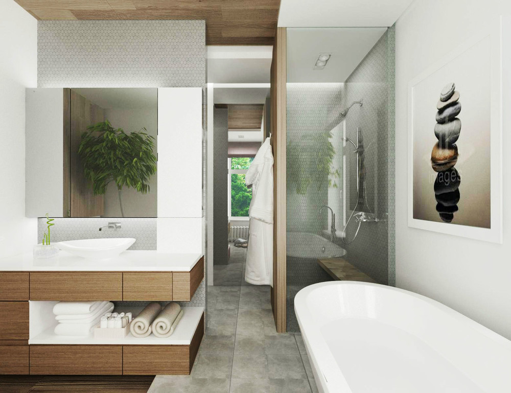 An In-depth Look At 8 Luxury Bathrooms