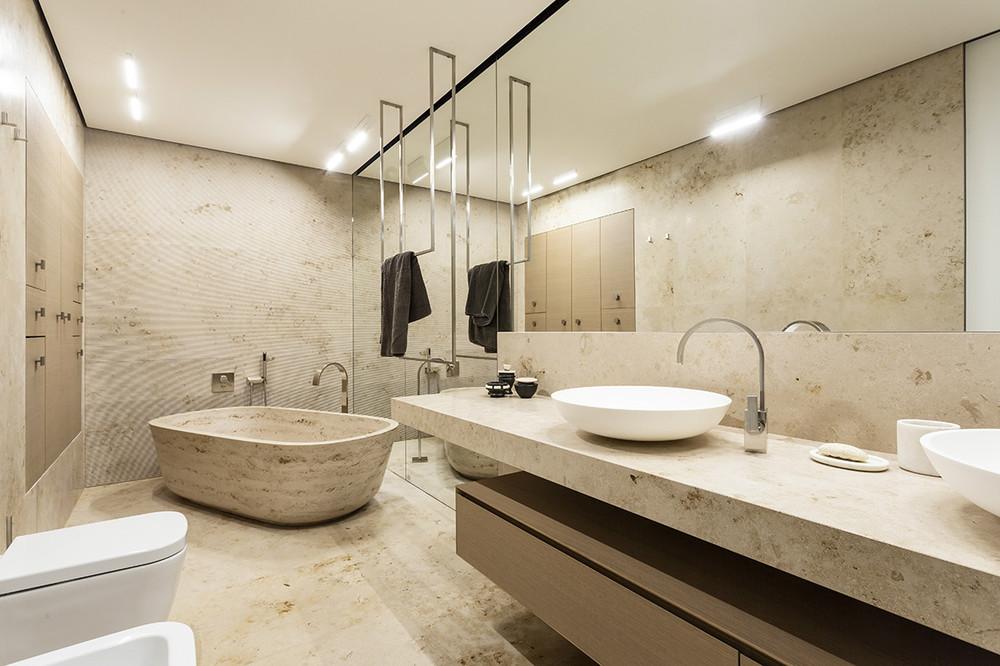taupe bathroom decor interior design ideas
