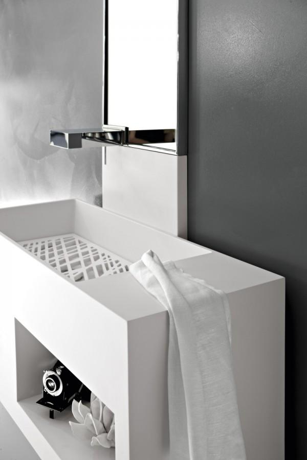 Ultra Modern Italian Bathroom Design - photo#10
