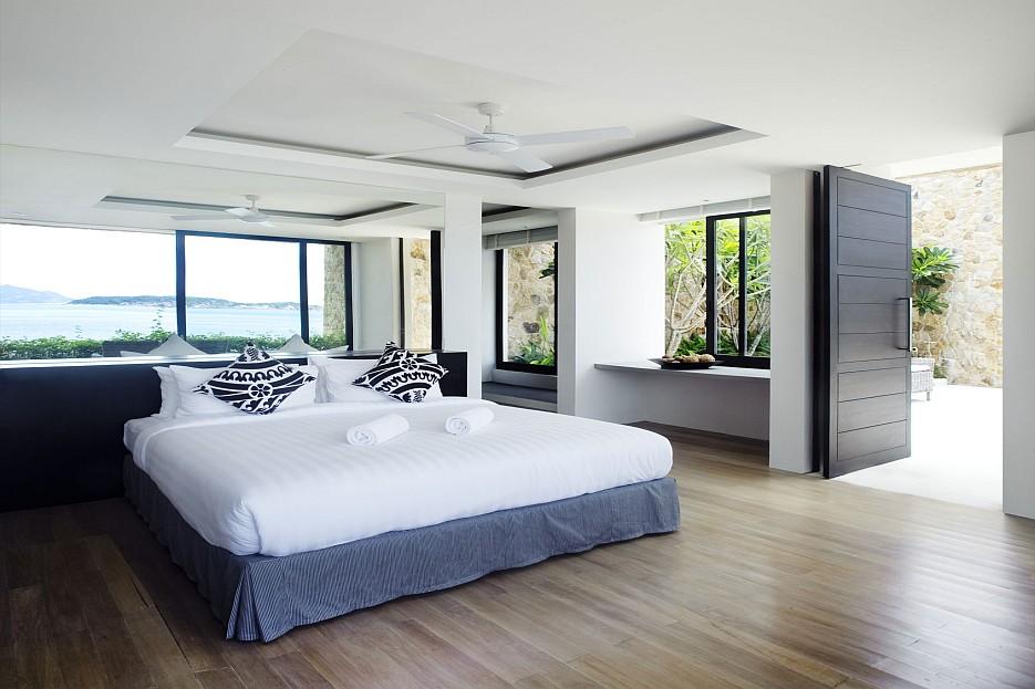 Crisp Asian Villa Design