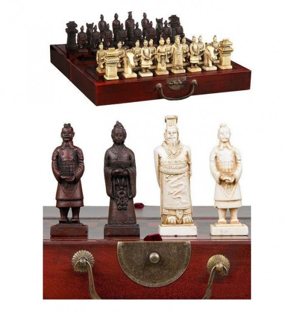 Fundecor Fashion Chinese Style Vintage Home Art Decor: 30 Unique Home Chess Sets