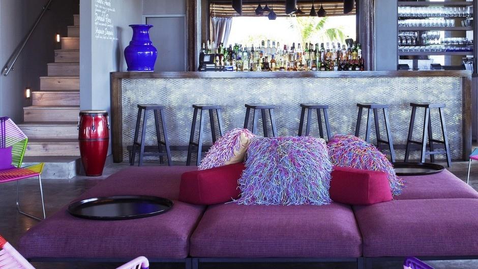 Colorful exuberant interior design inspiration from w retreat spa vieques island