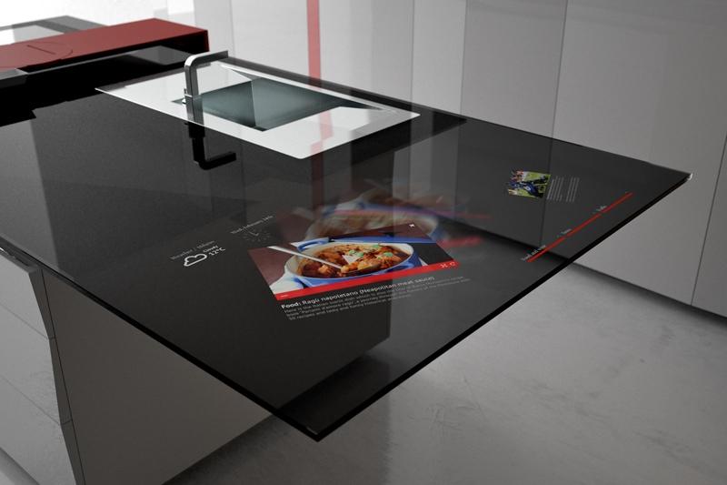 interactive kitchen design. Interactive Kitchen  Interior Design Ideas