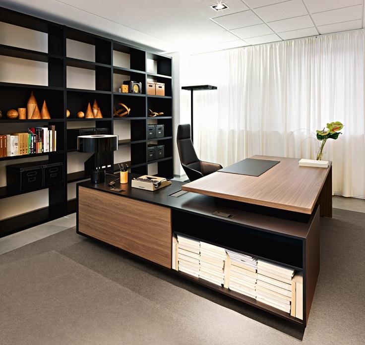 30 Inspirational Home Office Desks, Home Office Furniture Ideas