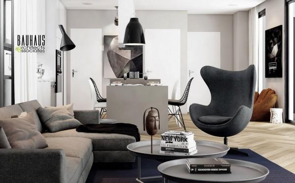 Inspirational Interior Ideas From Bauhaus Architects Amp Associates