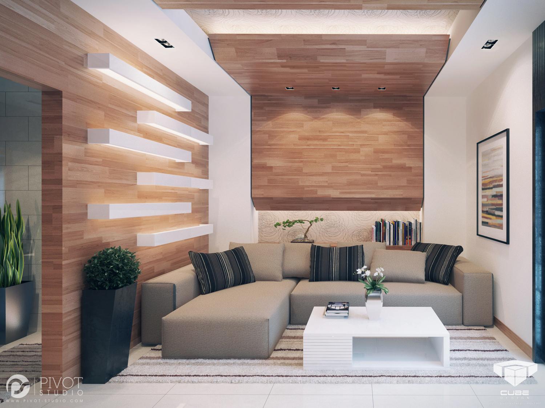 Luxury Living Room Lighting Interior Design Ideas