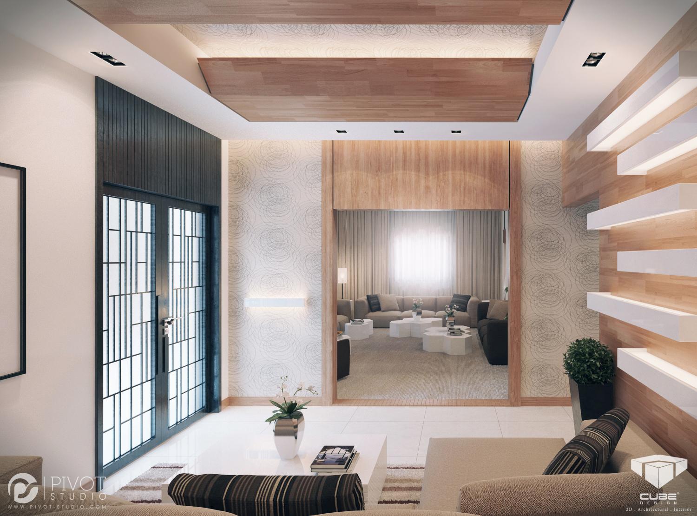 Luxurious room schemes - Modern contemporary interior design ...