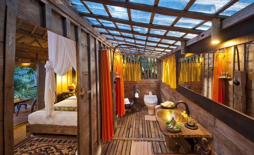 Bamboo House Bali Indonesia