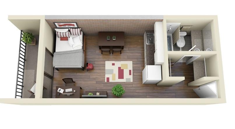 Central Park Rexburg Apartmentinterior Design Ideas