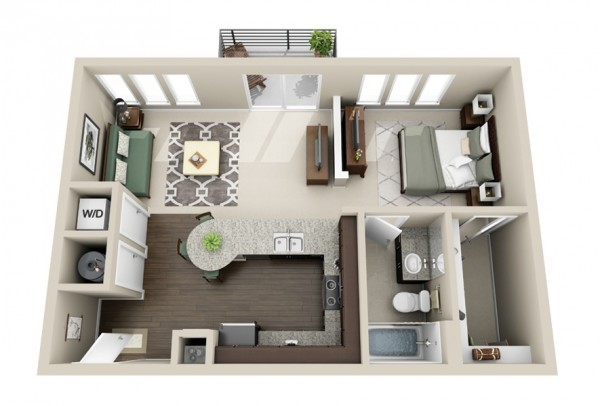 1 Bedroom Apartment/House Plans on shaped kitchen, u-shaped courtyard home plans, shaped building, shaped tile, shaped swimming pools, pie-shaped lot home plans,